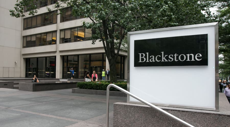 blackstone fond investissement
